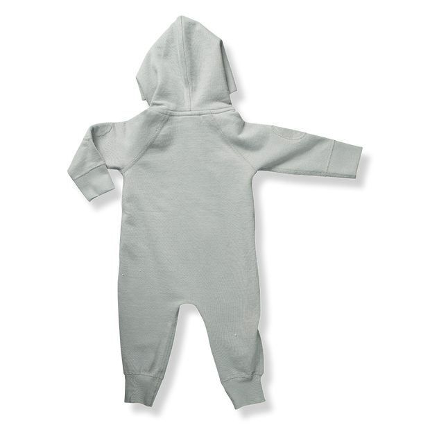 Sapling Child - Winter Zipsuit Winter Grey
