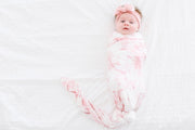 Copper Pearl - Swaddle Blanket Roxy