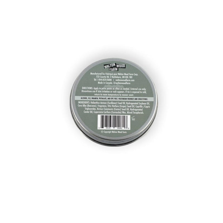 Walton Wood Farm - Solid Cologne 2.5oz The Seeker