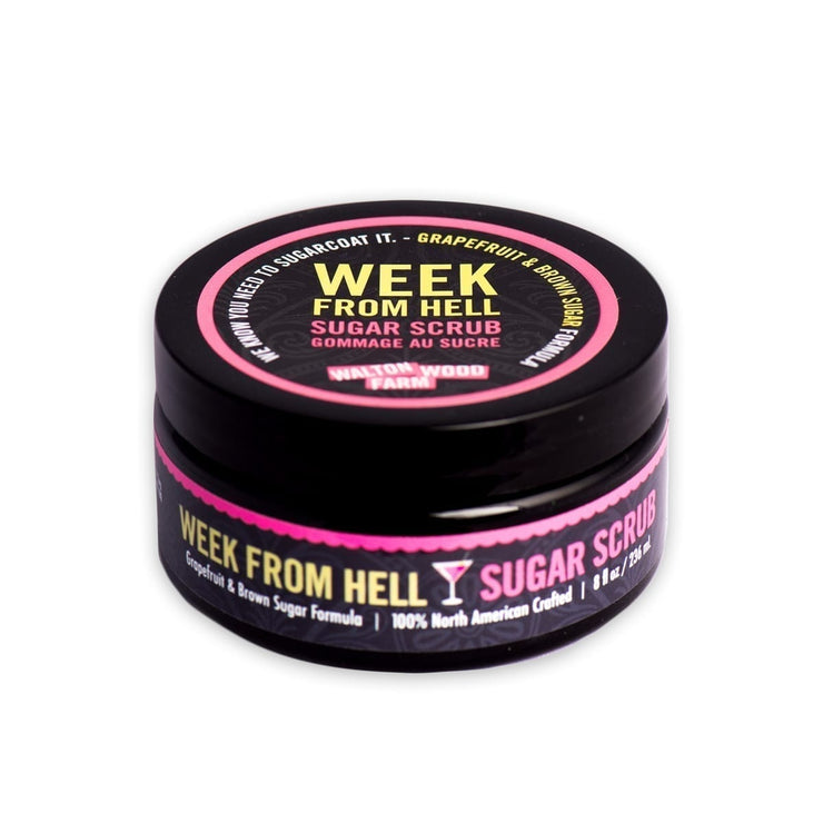 Walton Wood Farm - Sugar Scrub Week From Hell