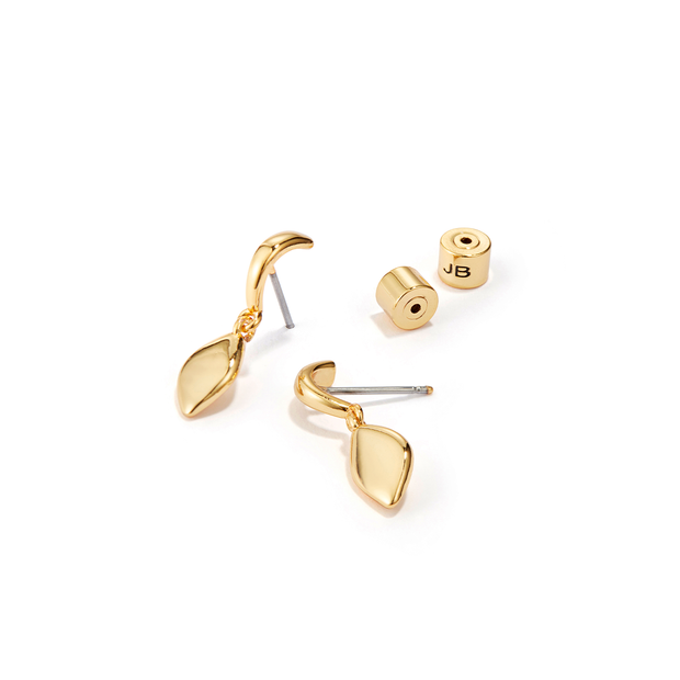 JENNY BIRD - Constance Drop Earrings in Gold
