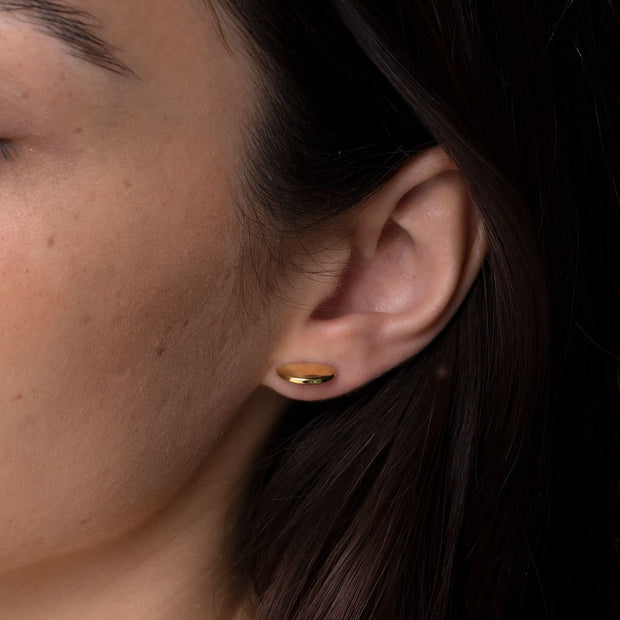 JENNY BIRD - Demi Stud Earrings in Gold
