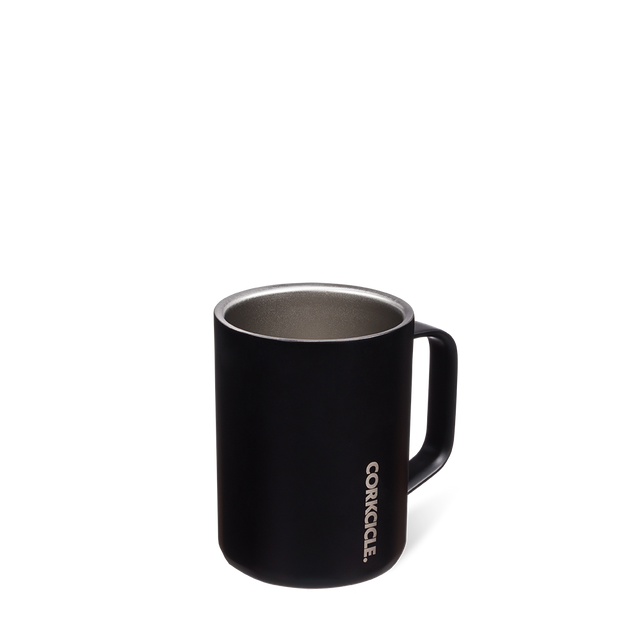 Corkcicle - Coffee Mug 16oz Matte Black