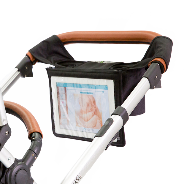 Guzzie and Guss - Parent Stroller Media Console