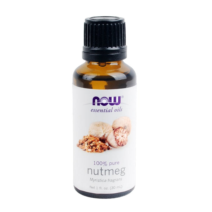Now - Essential Oil Nutmeg 30ml
