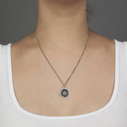 "Pyrrha - Talisman Direction 16"" Sterling Silver"