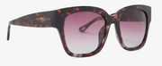 Diff - Bella II WN-WG171P Wine Gradient Lens Sunglasses
