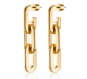 JENNY BIRD -  Toni Drop Earrings in Gold
