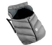 7Am Car Seat Cocoon- Heather Grey