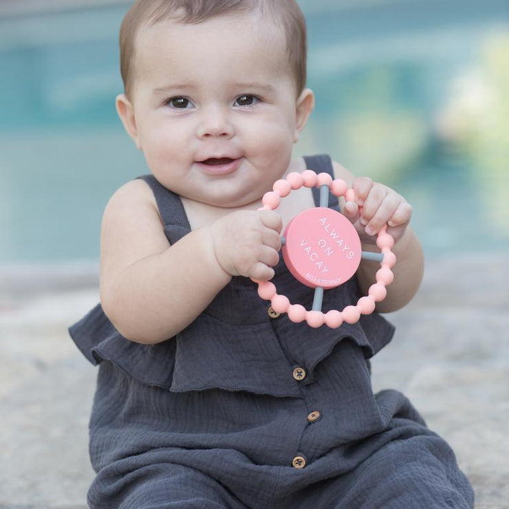 Bella Tunno Happy Teether Always On Vacay