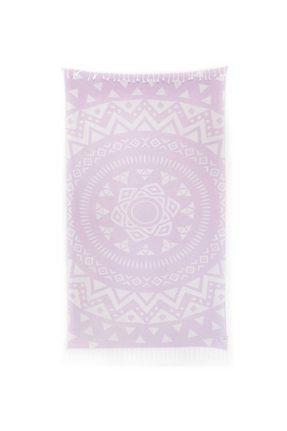 Tofino Towel - The Radar Lilac