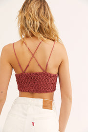 Free People One Bralette Adella Tribeca
