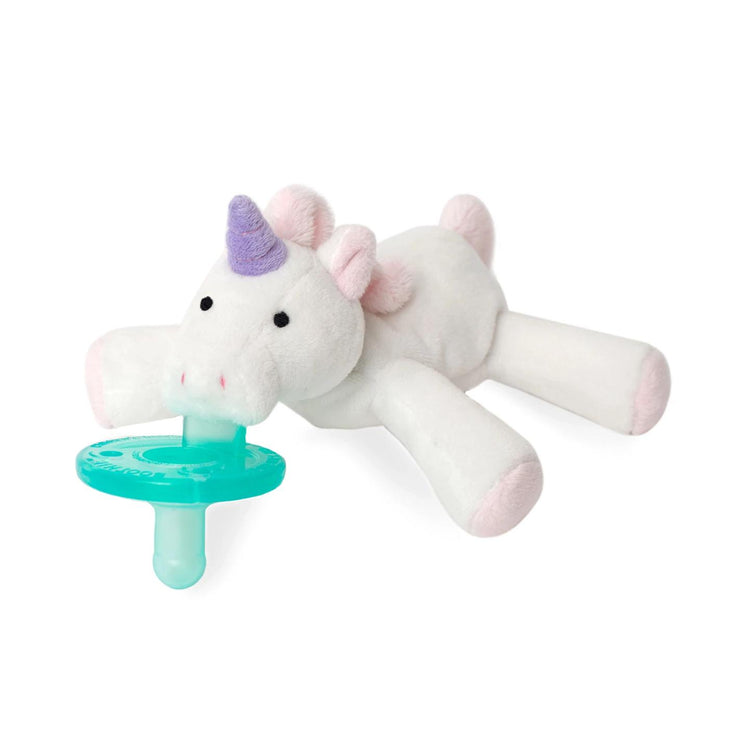 Kidcentral WubbaNub Infant Pacifier Baby Unicorn