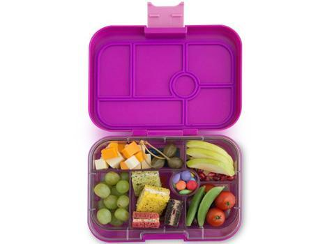 Yumbox - Original 6 Compartment Bijoux Purple