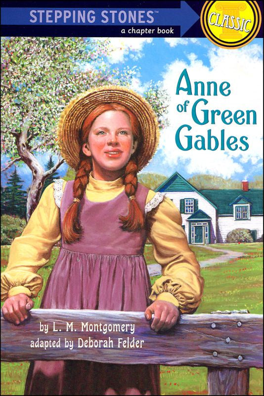 Stepping Stones - Anne of Green Gables