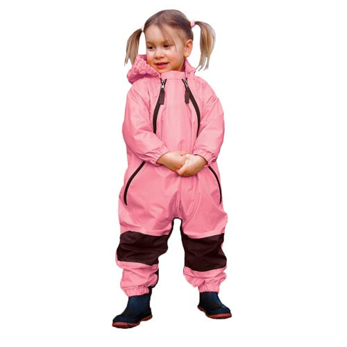 TUFFO - Muddy Buddy Water Proof Coveralls Pink