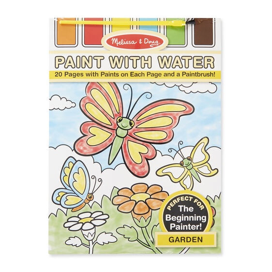 Melissa and Doug My First Paint With Water Garden