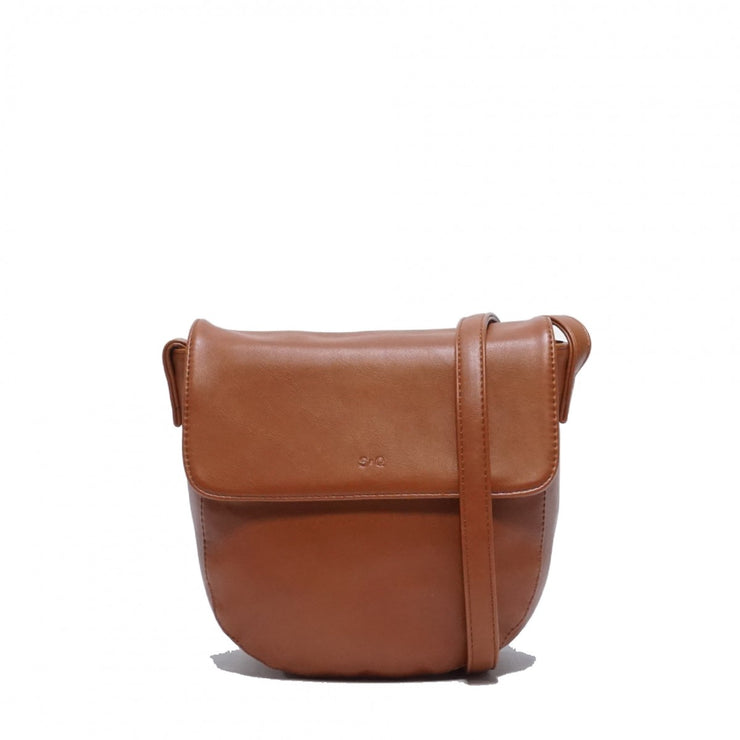 S-Q Megan Crossbody Camel
