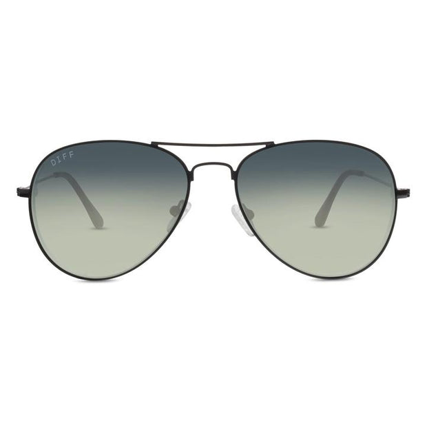 DIFF - Cruz BK-GG06 Black + Grey Gradient Lens