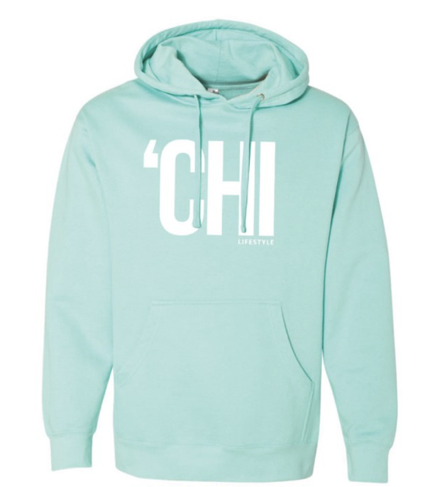 'CHI Lifestyle Hoodie Mint