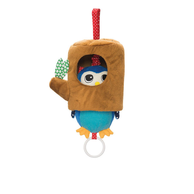 The Manhattan Toy Company Lulluby Owl Pull Toy