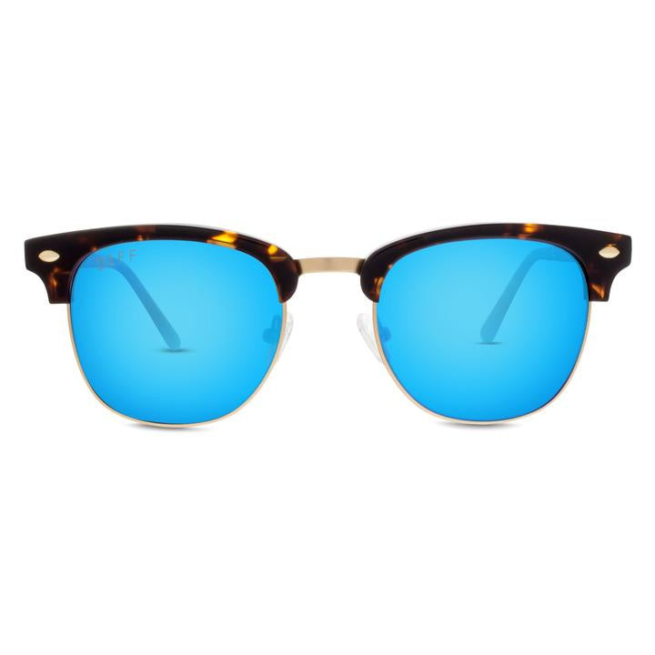 DIFF - Barry TO-BU09P Tortoise Blue Lens Polarized