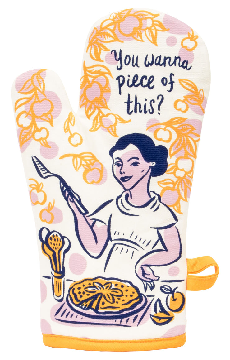 Blue Q - Oven Mitt You Want a Piece of This