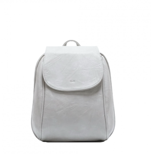 S-Q Convertable Backpack Jada Antique White