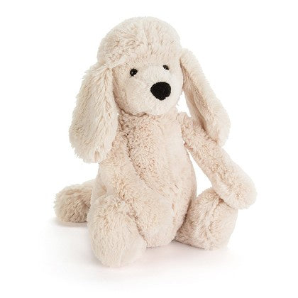 JellyCat Bashful Poodle Medium 12""