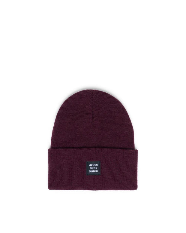 Herschel Supply - Abbott Beanie Plum