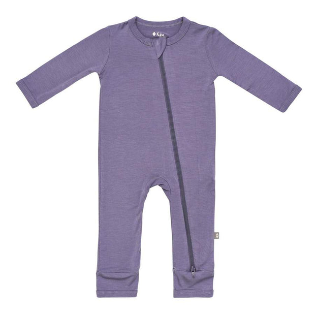 Kyte Baby - Zippered Romper Orchid
