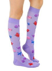 Living Royal - Compression Knee High Socks Doctor