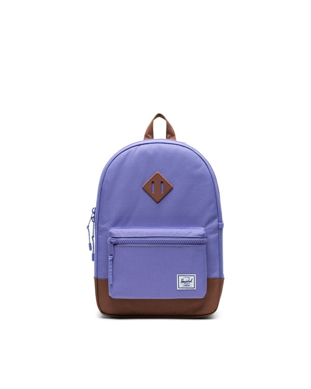 Herschel Supply - Heritage Youth XL Aster Purple/Saddle Brown