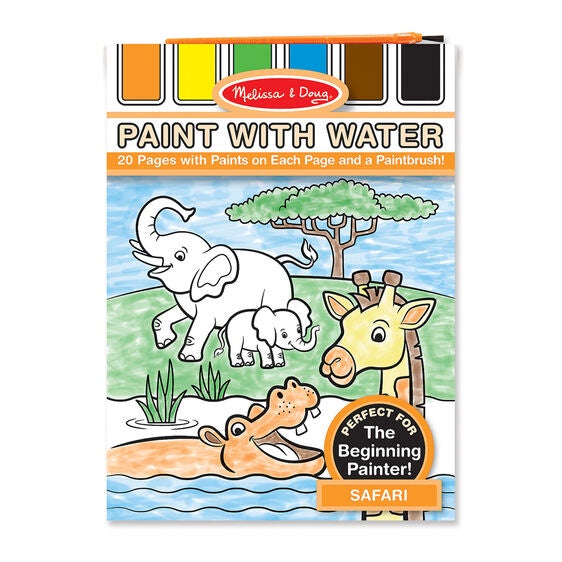 Melissa and Doug Paint With Water Safari