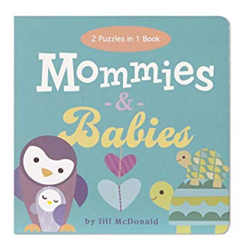 CR Gibson - Book Mommies and Babies