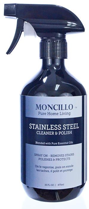 Moncillo Stainless Steel Cleaner & Polish 473mL