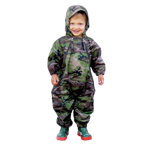 TUFFO - Muddy Buddy Water Proof Coveralls Camo