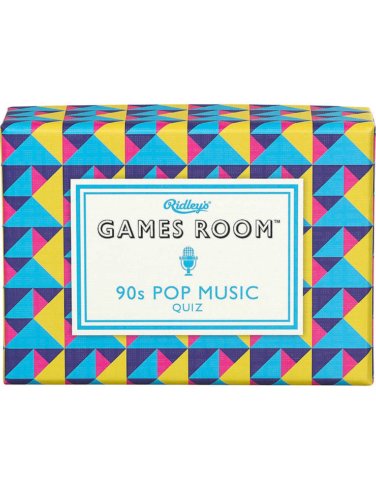 Ridley's - Games Room 90's Pop Music