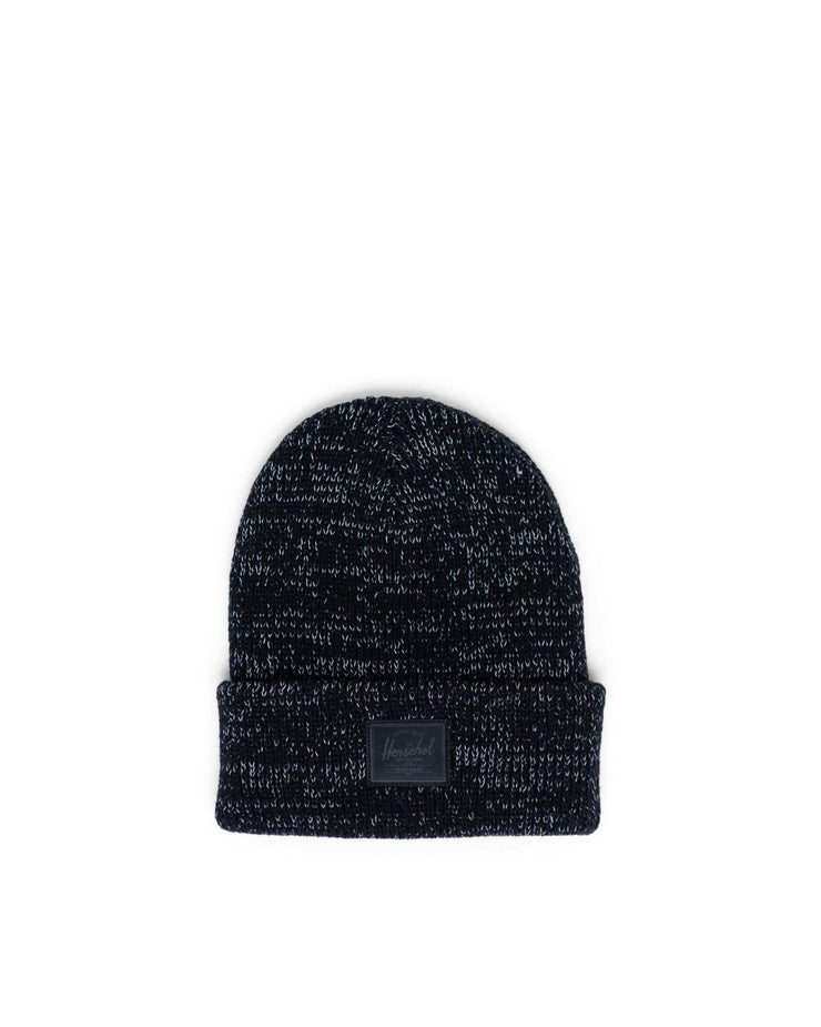 Herschel Supply - Abbott Youth Beanie Reflective Black