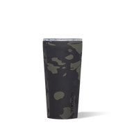 Corkcicle - Tumbler 16oz Black Camo