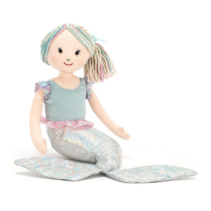 JellyCat Aqua Lily Little 16""