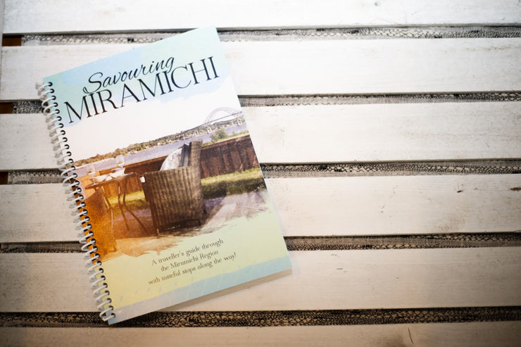 MC2 - Savouring Miramichi Book