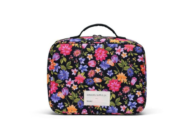 Herschel Supply - Pop Quiz Lunchbox Garden Floral