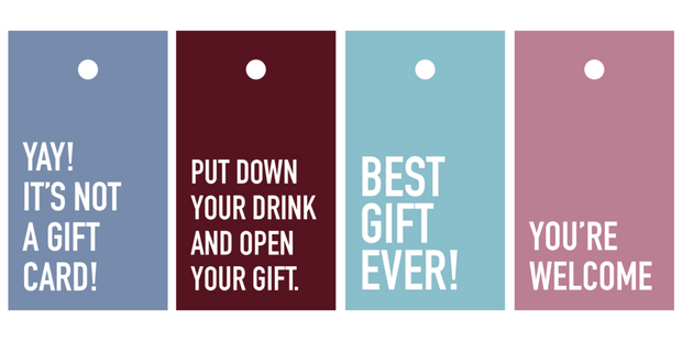 Classy Cards - Mixed Gift Tags
