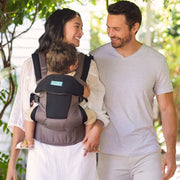Moby Move 4 Position Carrier Charcoal Grey