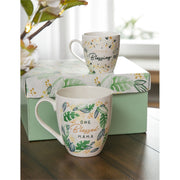 Cypress Mommy and Me Ceramic Cup Set One Blessed Mama