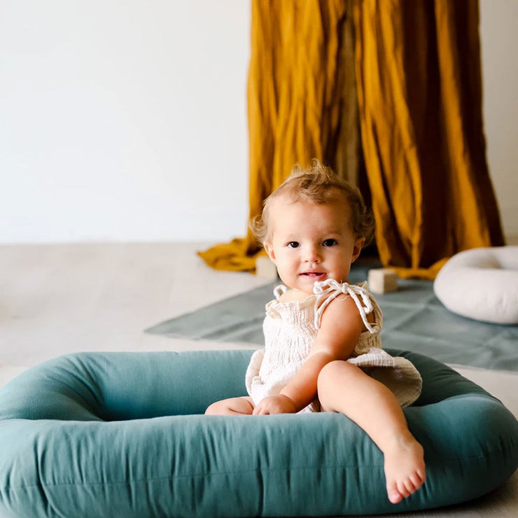 Snuggle Me Organic Bare Infant Lounger