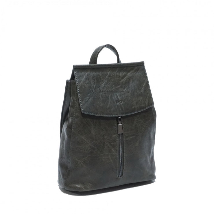 S-Q Chloe Convertible Backpack Stone