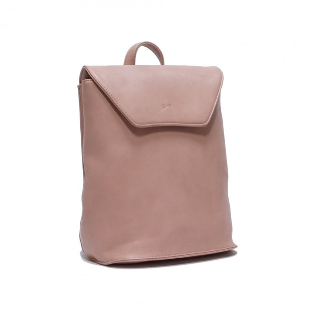 S-Q Hailee Convertible Backpack Pink