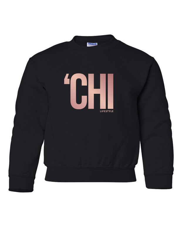 'CHI Lifestyle Youth Black / Rose Gold